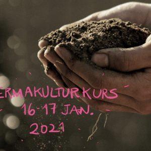 Introduktion till permakultur, 16-17 januari i Stockholm