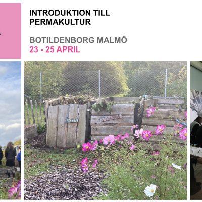 Introduktion till permakultur, Botildenborg Malmö