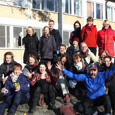 Introduktionskurs i Stockholm, 24 – 25 april